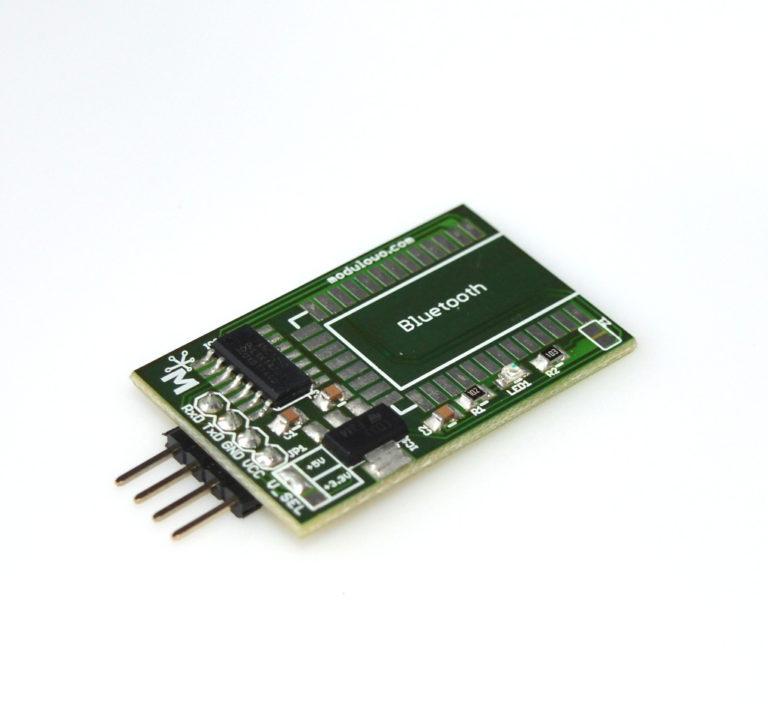 Modulogy - MOD-02.Z - Bluetooth HC Breakout Board - None