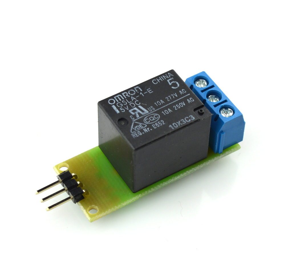 Modulogy - MOD-03.Z - Relay Control Module - None