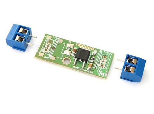 Modulogy - MOD-06-9V.Z - Breadboard Power Supply +9V With 500mA Protection - None