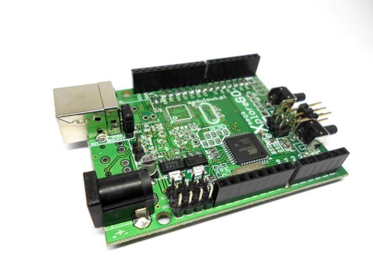 Modulogy - MOD-20-A.Z - Xmega eXploreGO with ATXmega128A4U - None