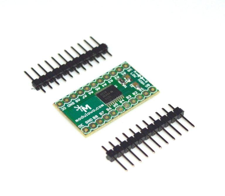 Modulogy - MOD-38.Z - Logic level converter 8-channel 2-way - None