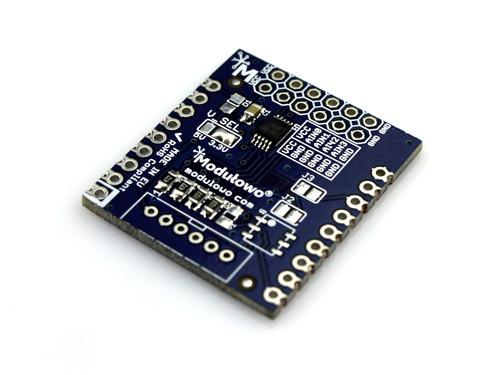 Modulogy - MOD-56 - Modulowo® ADC 16-bit Explore™ (with ADS1115) - None